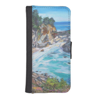 McWay Falls - iPhone 5/5s Wallet Case