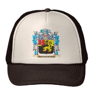 Mcwhorter Coat of Arms - Family Crest Trucker Hats