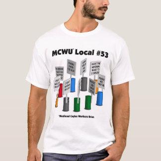 MCWU local#53 T-Shirt