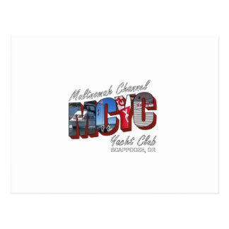 MCYC postcard