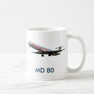 MD80.jpg CLEAN, MD 80 Coffee Mug
