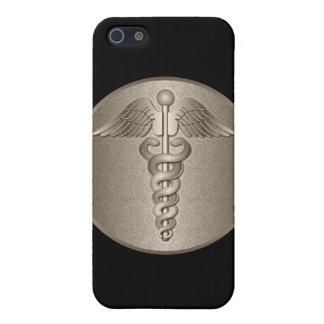 MD Caduceus iPhone 5 Cover