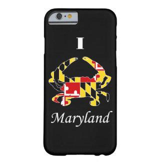 MD Flag Crab iPhone 6 case
