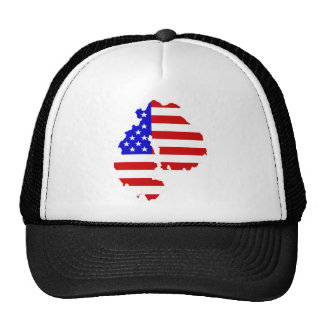 MDI - Stars and Stripes Cap