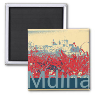 Mdina - Malta Magnet