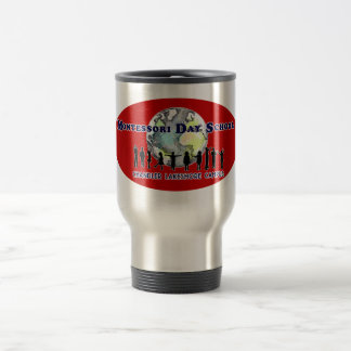 MDPSC STAINLESS STEEL TRAVEL MUG