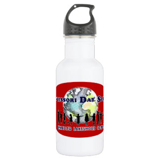 MDPSC  WATER BOTTLE COLOR BLOCK