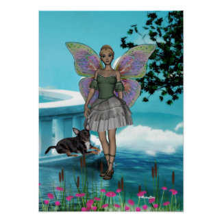 ME and the faeries 011 Print