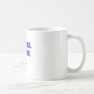 Me Boss You Not Basic White Mug
