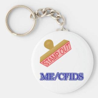 ME-CFIDS KEY RING