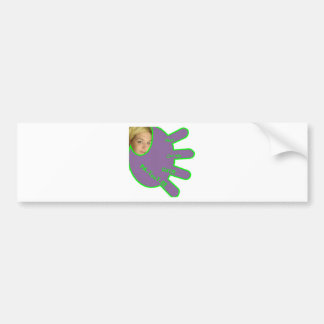 Me Cutie Bumper Sticker
