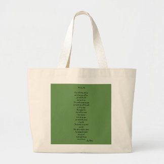me for me poem on tote