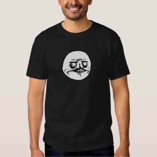 Me Gusta Face Meme Tee Shirt