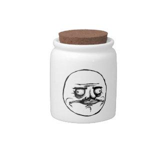 Me Gusta Jar Candy Jar