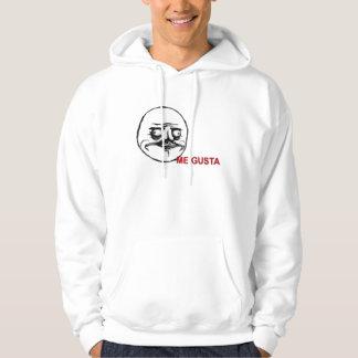 Me Gusta Meme Sweatshirts