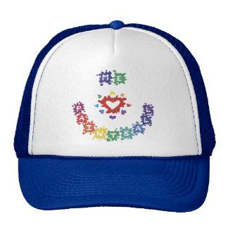 Me gusta Paintball Trucker Hat