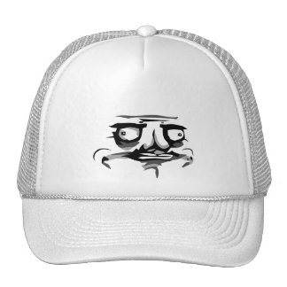 me gusta web comic face hats