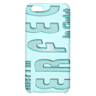 Me? I'm Perfect...in Christ - Hebrews 10:14 Case For iPhone 5C