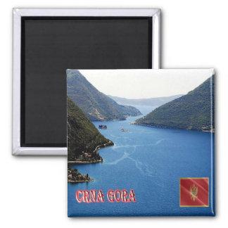 ME - Montenegro - Gulf of Kotor Magnet