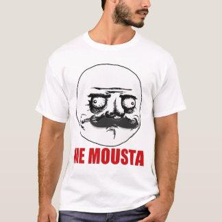 Me Mousta T-Shirt