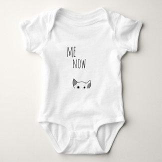 'Me Now!' Baby Body Suit Baby Bodysuit