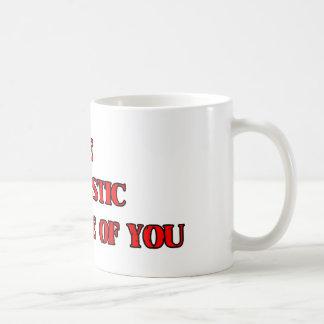 Me sarcastic White 325 ml Classic White Mug