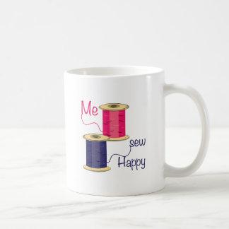 Me Sew Happy Mug