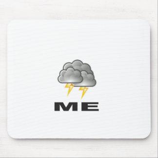me thunder mouse pad