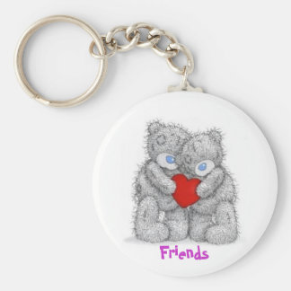 Me To You 2-Part Best Friend Keyrings