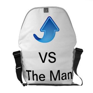 Me vs The Man Commuter Bags