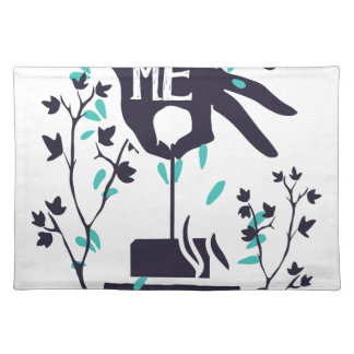 Me you love design placemat