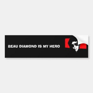 Me? YOUR Hero!? Bumper Sticker