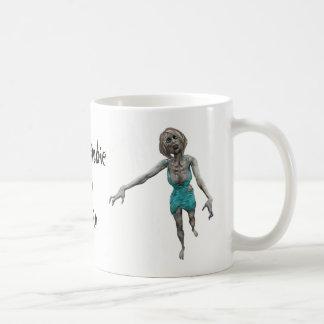 Me Zombie - You Brain Couple Coffee Mug