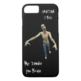 Me Zombie - You Brain For Men And Boys iPhone 8/7 Case