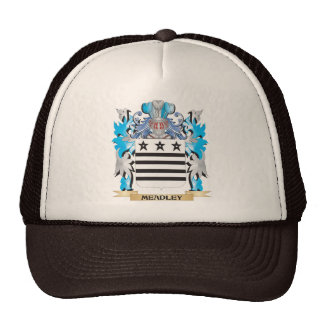 Meadley Coat of Arms - Family Crest Hats