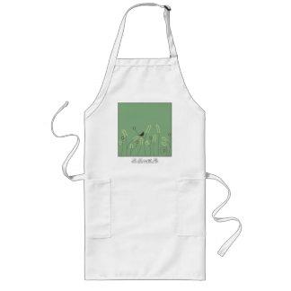 Meadow, apron long apron