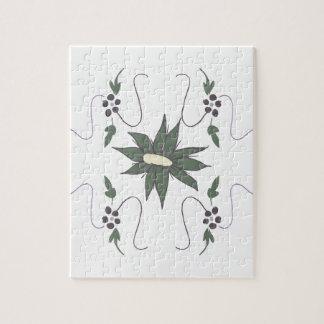 Meadow flower jigsaw puzzle