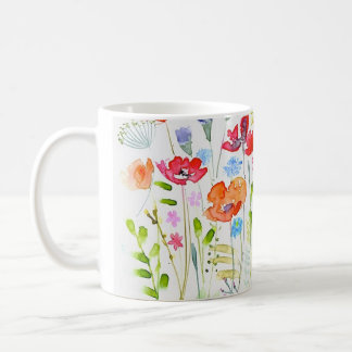 Meadow Flowers Coffee Mug