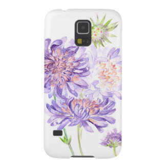 meadow flowers galaxy s5 cover