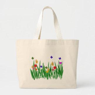 Meadow Large Tote Bag