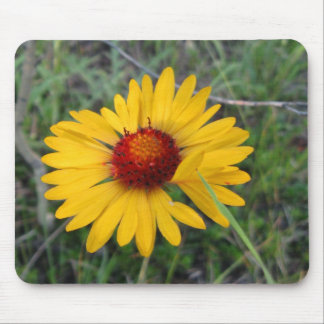Meadow Wildflower Mousepad