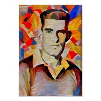 Meads - Rugby Art On Canvas Poster