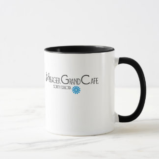 Meager Grand Cafe Mug