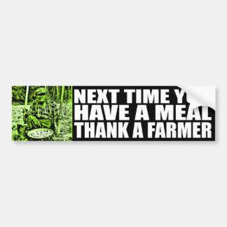 Meal Time? Bumper Sticker