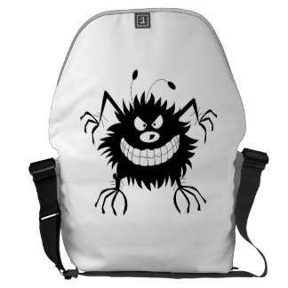 Mean Bug Courier Bags