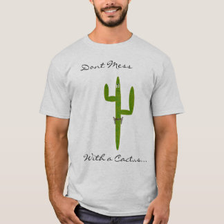 Mean Cactus T-Shirt