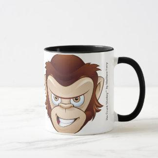 Mean Drunk Monkey Coffee Mug