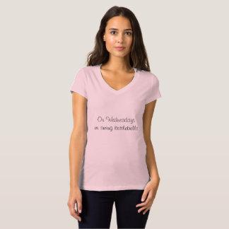 Mean Girls Kettlebell Shirt