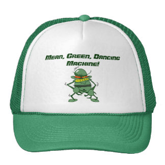 MEAN GREEN Hat
