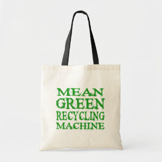 Mean Green Recycling Machine Bags